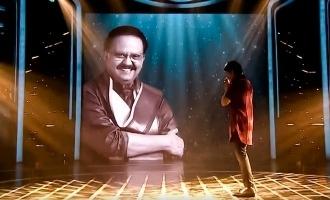 பிக்பாஸ் 4 நிகழ்ச்சியில் எஸ்பிபிக்கு இரங்கல்!