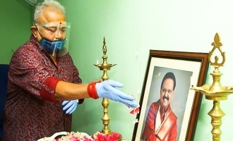 Inaugural new dubbing studio dedication to SP Balasubrahmanyam