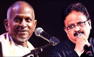 Isaignani Ilaiyaraja video about SP Balasubramaniam