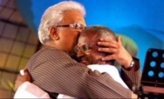 SPB sang last song for buddy Ilayaraja and also kissed him one last time in hospital