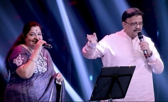 Thank you for guiding me to be a better singer - K.S. Chithra mourns the loss of SPB