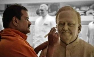 SPB death statue ordered to Rajkumar Vudayar