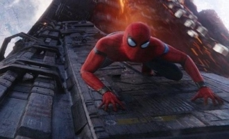 The big secret in 'Spider- Man : No Way Home' is out and fans are going gaga