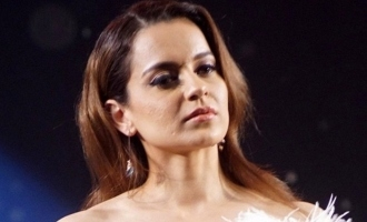 Legendary cinematographer rejects a film because it has Kangana Ranaut!