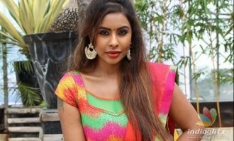 Sri Reddy's bikini policy and rules for accepting Tamil movies