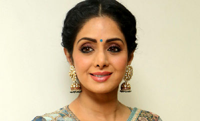 Sridevi set to romance controversial star