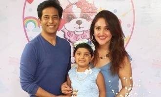Sridevi's daughter's cute birthday photos go viral!