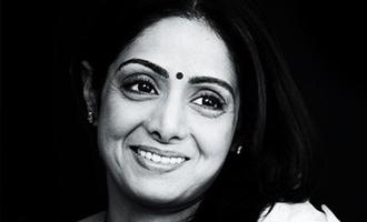Celebs offer condolences on Sridevi's sudden death