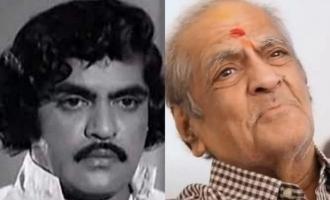 RIP! Veteran actor Srikanth passes away - Superstar Rajinikanth condoles