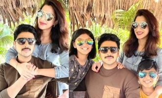 Actor Srikanth's latest family photos go viral surprising fans