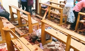 187 killed in Sri Lanka blasts!