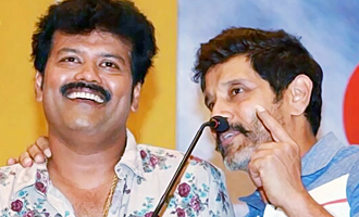 Vikram gave me food & taught acting : Sriman Speech