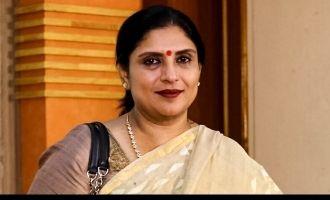 விஜய் டிவியால் பலமுறை ஏமாந்தேன்: யாஷிகா வெளியேற்றம் குறித்து ஸ்ரீபிரியா