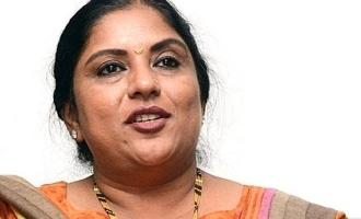 தண்ணீரை விட தன்மானம் முக்கியம்: ரஜினியை விமர்சித்த கமல் கட்சி நடிகை
