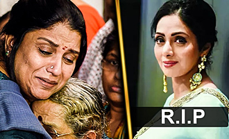 I cant accept Sridevi's death : Sripriya Interview