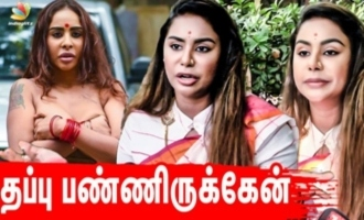I dont know who Thalapathy Vijay is - Sri Reddy interview