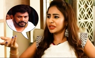 Sri Reddy releases video footage and audio of financier Subramaniam