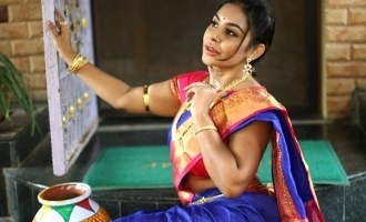 How to drape (tie) a saree properly - Sri Reddy's detailed tutorial video goes viral
