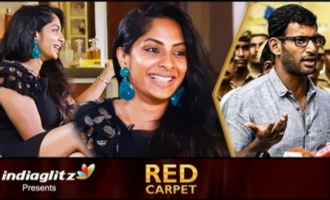 Will Vishal be Jailed - Humorous Reaction Of My Daughter - Sriya Reddy Interview