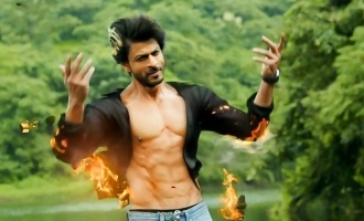 Shahrukh Khan saves woman and gets injured in fire accident!