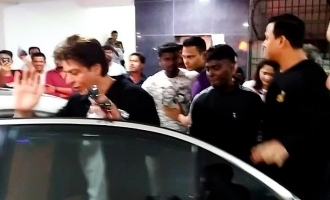 Shahrukh Khan visits Atlee's office!