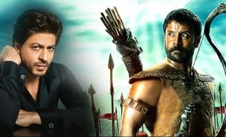 Vikram's Mahavir Karna's connection with Shah Rukh Khan