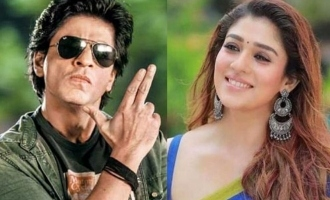 Breaking! Nayanthara to pair with Shah Rukh Khan in new movie?