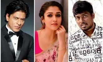 Hot updates on Shah Rukh Khan-Nayanthara-Atlee film