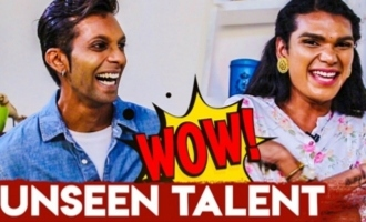DUAL VOICE Singing : Stanley & Shakshi's Rare Talent