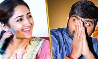 Makkal Selvan has Huge Fan Base than Before : Sayesha, Delhi Ganesh Speech