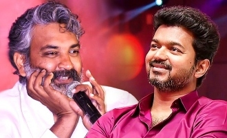 Is Thalapathy Vijay acting in S.S. Rajamouli's film?