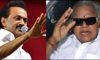 MK Stalin's strong words against Radharavi!