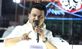 Why Stalin not says about Karunanidhi political parties question