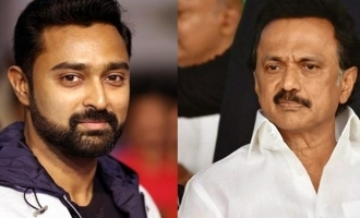 MK Stalin said about Prasanna and EB issue