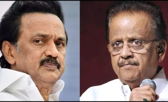 MK Stalin request to TN CM Edappadi Palanisamy for SPB