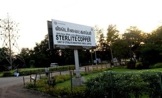Permission to Sterlite plant