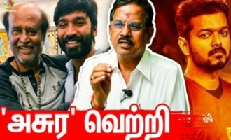 Dhanush is equal to Rajini - Kalaipuli S Thanu interview