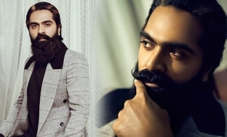 Simbu new stylish look stills goes viral
