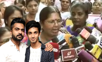 Women Organization raging protest against Simbu-Anirudh Beep Song