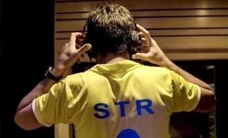 Actor Simbu's surprise announcement to the CSK fans! - Know what