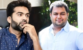 Thaman gives an exciting update on Simbu's Eeswaran!