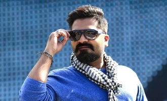Simbu begins next soon!