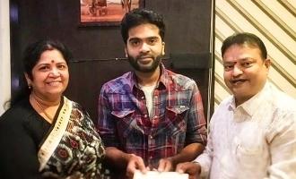 Simbu joins with super hit director Gautham Menon again