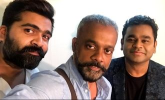 Breaking! Simbu-A.R.Rahman-Gautham Menon project confirmed