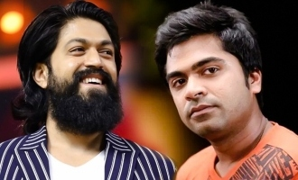 Simbu's unfinished movie director opts for 'KGF' Yash