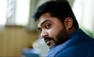 Simbu's grand re-entry date and timing officially announced with mass video