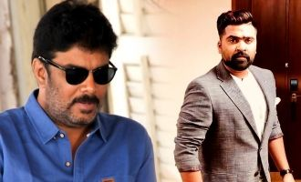 RED HOT! Simbu and Sundar C join hands for new film - Super Exciting Details