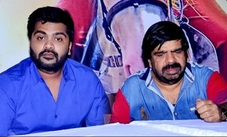 T Rajendar files a case regarding Simbu's movie