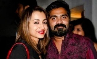 Simbu and Trisha marriage speculations start again after TR's confusing reaction