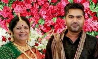Simbu gets a costly surprise gift from his mom